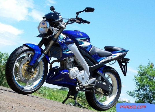 yamaha VIXION simple modification